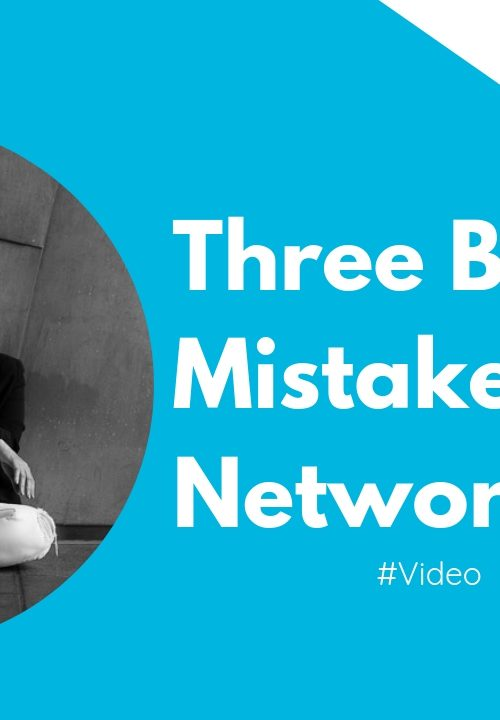 Three Mistakes video